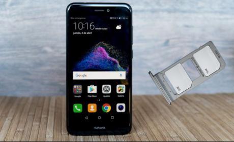 Huawei P8 Lite 2017 - elegir SIM predeterminada