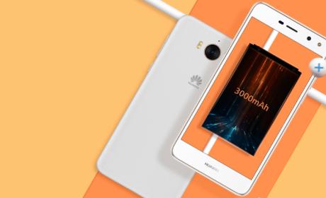 Huawei Y6 2017 - cambiar widgets de pantalla