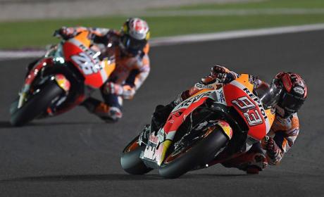 Cómo ver online la carrera de MotoGP de Argentina.