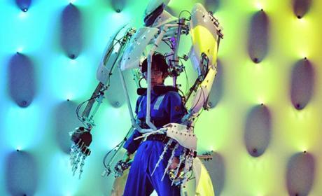 Este exoesqueleto es tan impresionante que lo vas a querer tener