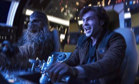 Tráiler oficial de la película de Han Solo.
