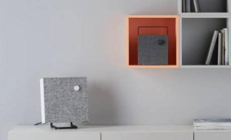 Eleby, los primeros altavoces de Ikea que no necesitan ser montados