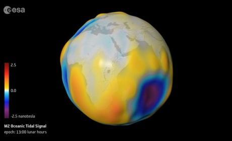 Descubren un segundo campo magnético que envuelve la Tierra