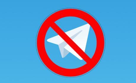 Telegram, bloqueada en Rusia por no facilitar las claves de su cifrado.