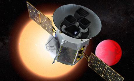 satelite nasa spacex
