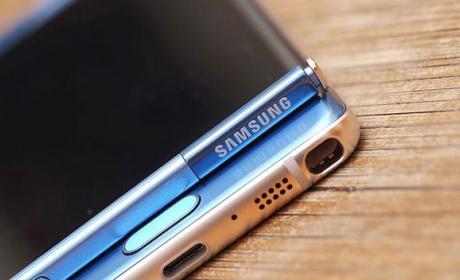 Este es el nombre en clave del Samsung Galaxy Note 9