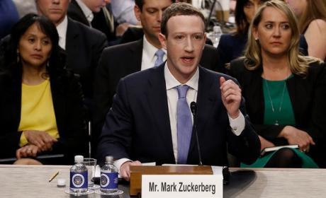 Esto es lo que le cuesta a Facebook proteger la vida de Mark Zuckerberg