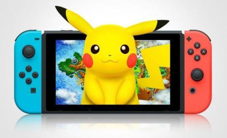 Nuevos rumores sobre el lanzamiento de Pokémon para Nintendo Switch.