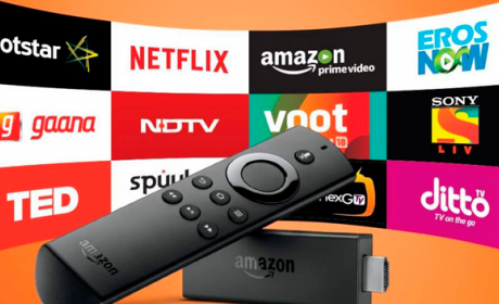 Descargar gratis Amazon+ para Fire TV Stick