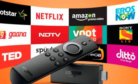 Descargar gratis Amazon+ para Fire TV Stick