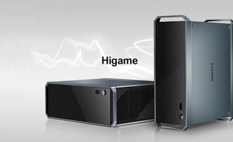 Chuwi HiGame, miniPC gaming con CPU Intel de 8ª generación