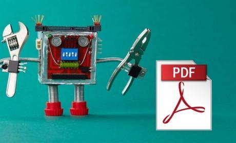 Cómo insertar números de página a un PDF