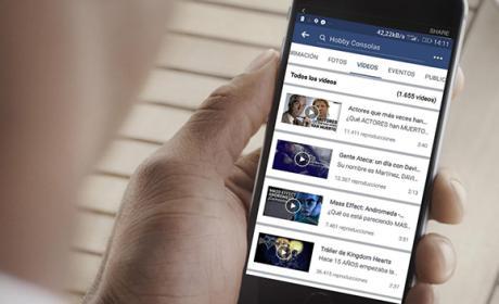 Facebook va a ofrecerte publicidad siempre que veas un vídeo
