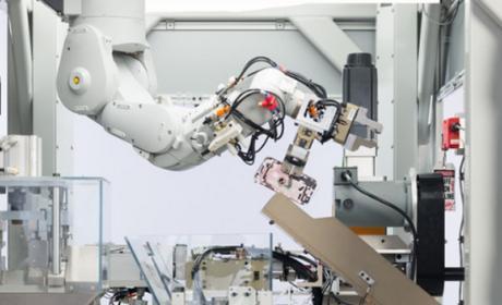 Daisy, el robot de Apple que destruye 200 iPhone cada hora