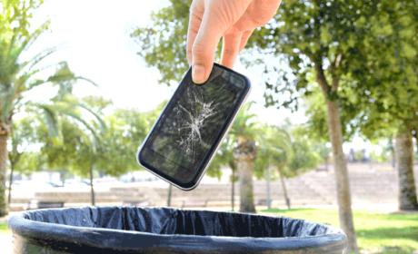 Qué hacer con tu teléfono móvil viejo