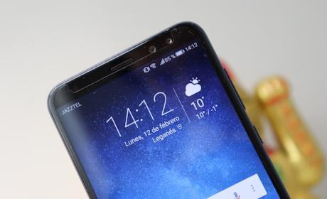 Huawei Mate 10 Lite: Bloquear llamadas desconocidas