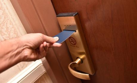 hackear llave hotel