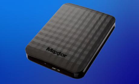 Oferta de Amazon para comprar un disco duro portátil más barato que nunca.
