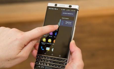 El sucesor del BlackBerry KEYone es casi oficial