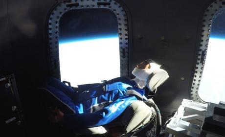 El maniquí Skywalker de Blue Origin viaja al espacio (vídeo)