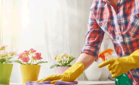 Errores limpieza más comunes en el hogar que tú también cometes