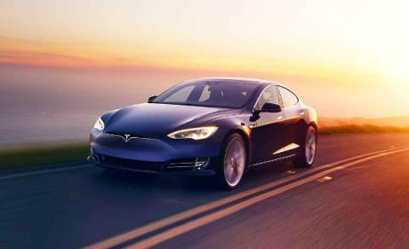 Tesla anuncia beneficios económicos para 2018.