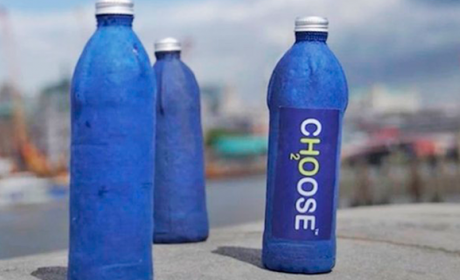 Un científico inventa una botella de agua que se degrada en tres semanas