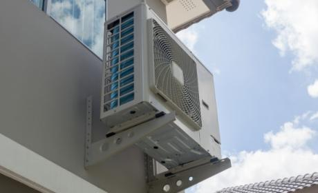 Normativa instalar aire acondicionado exterior.