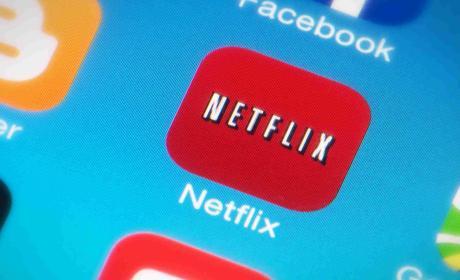 Aplicación de Netflix