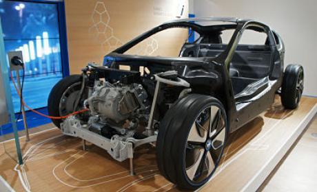 Batería coches eléctricos