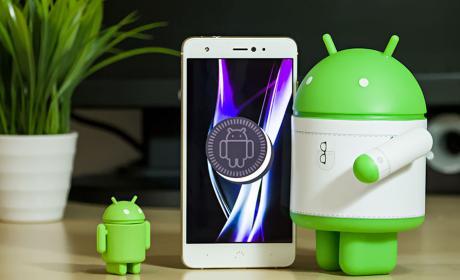 BQ Aquaris X Pro con Android 8.1 Oreo