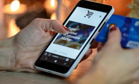 Compra online con tarjeta de crédito desde el iPhone
