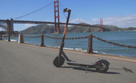 La guerra de los patinetes eléctricos en San Francisco