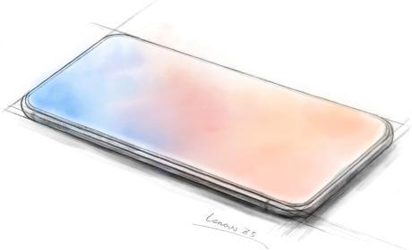 Imagen concepto del Lenovo Z5