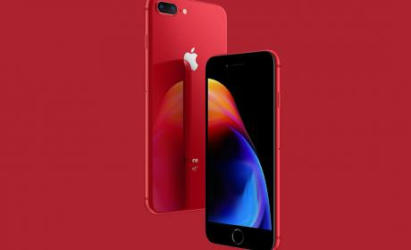 iPhone rojo - iPhone Red