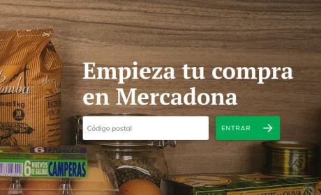 Nueva web de Mercadona