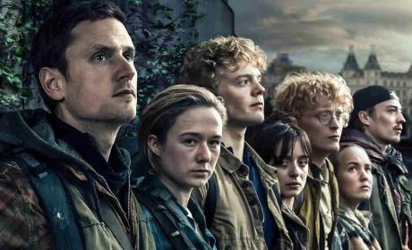 The Rain Netflix Serie