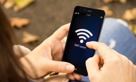Red WiFi en el móvil
