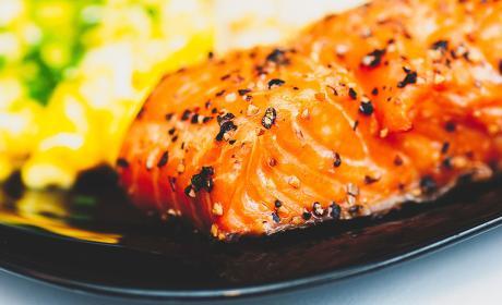 Salmón, pescado