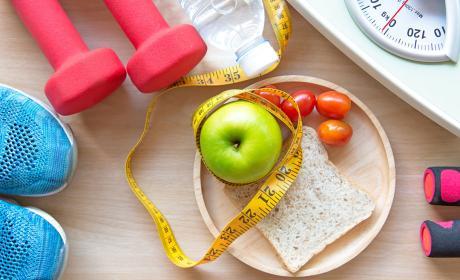 adelgazar, dieta, deporte