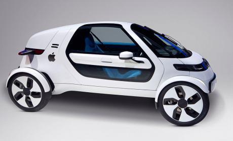 coche autonomo apple, proyecto titan