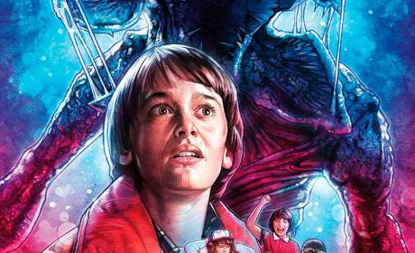 cómic stranger things
