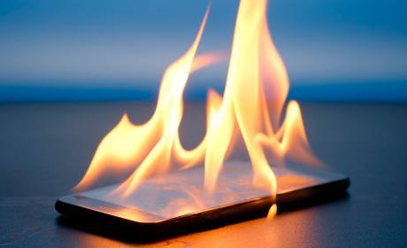 Cómo evitar que tu móvil se caliente en verano