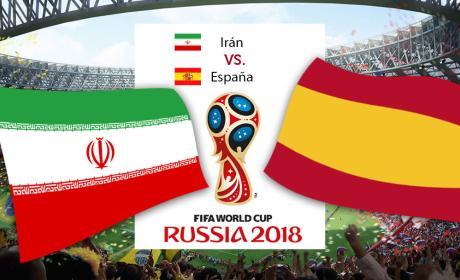 Irán vs España