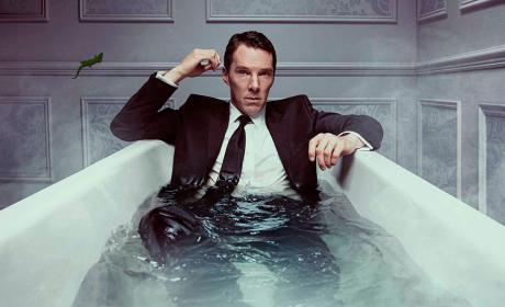 Patrick Melrose, Benedict Cumberbatch