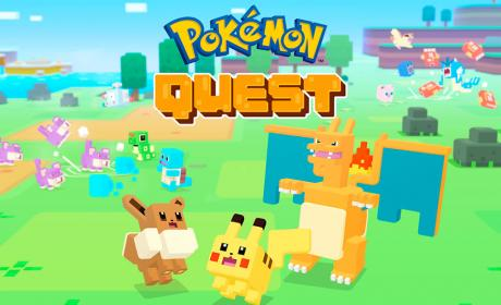 pokemon quest android ios
