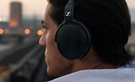 Auriculares Sennheiser HD 4.50