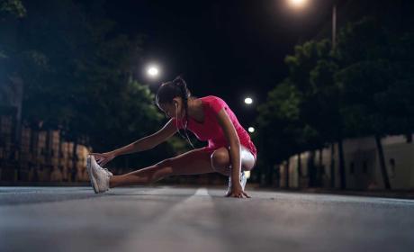 Beneficios de hacer ejercicio por la noche