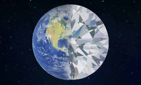 Diamantes en la Tierra