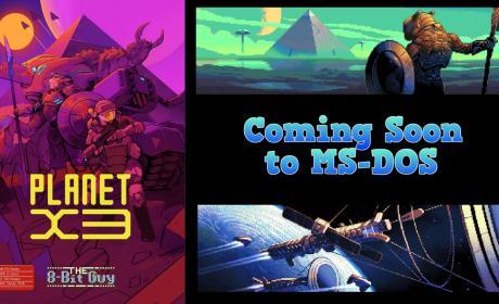 Juego MS-DOS